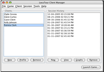 Client Manager